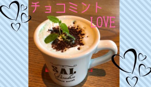 【湘南台】湘南ビストロ SAL PARADISEホットなチョコミントでほっこり